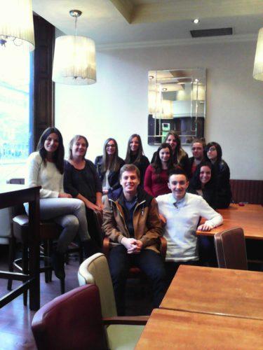 lycée des métiers - Voyages Dublin - 1