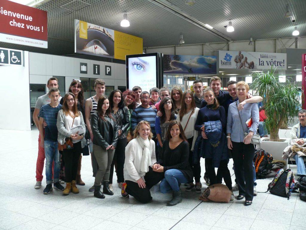 lycée des métiers - Voyages Dublin - 2